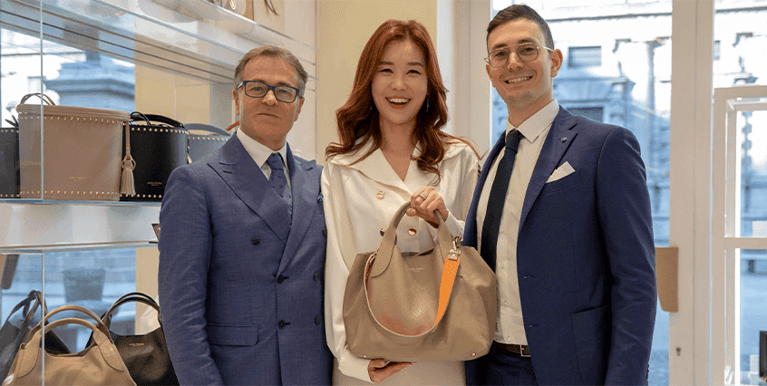Anna Virgili Lands on Korean TV