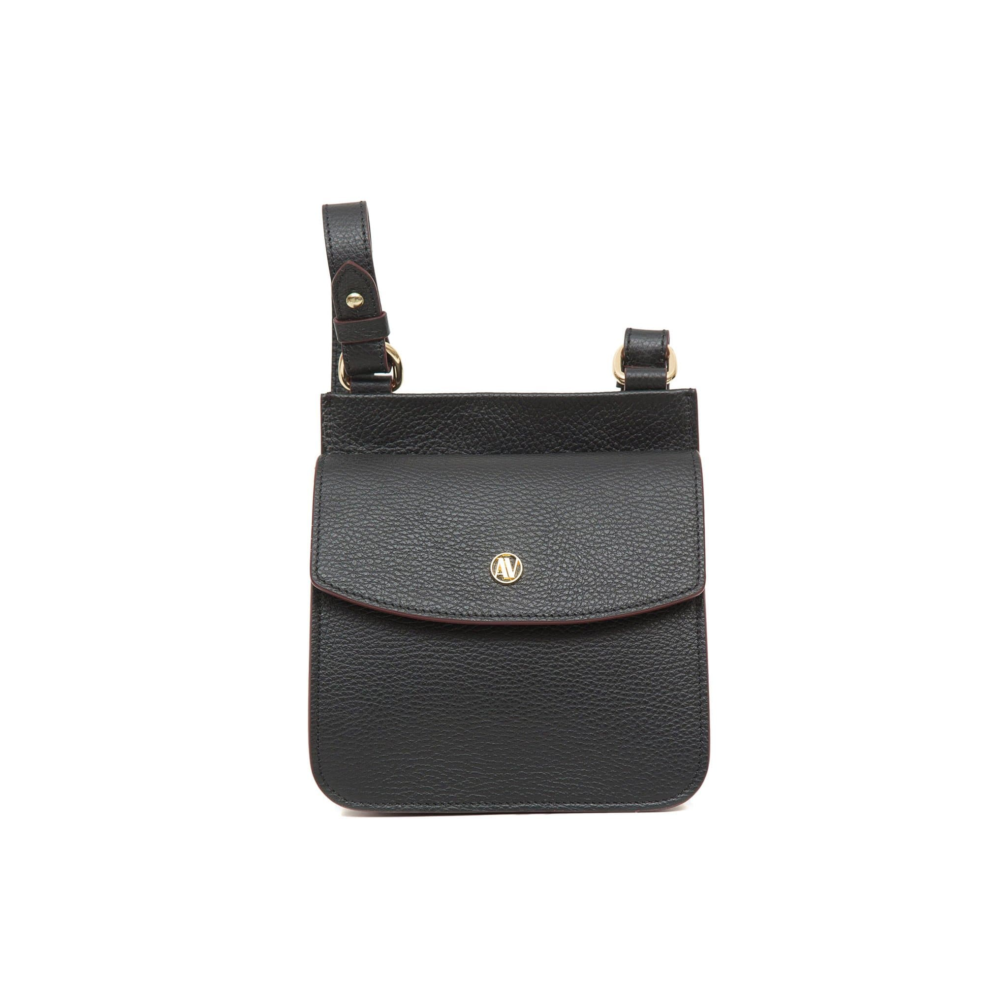 Lilia mini Evolution Handbag - Multi Black