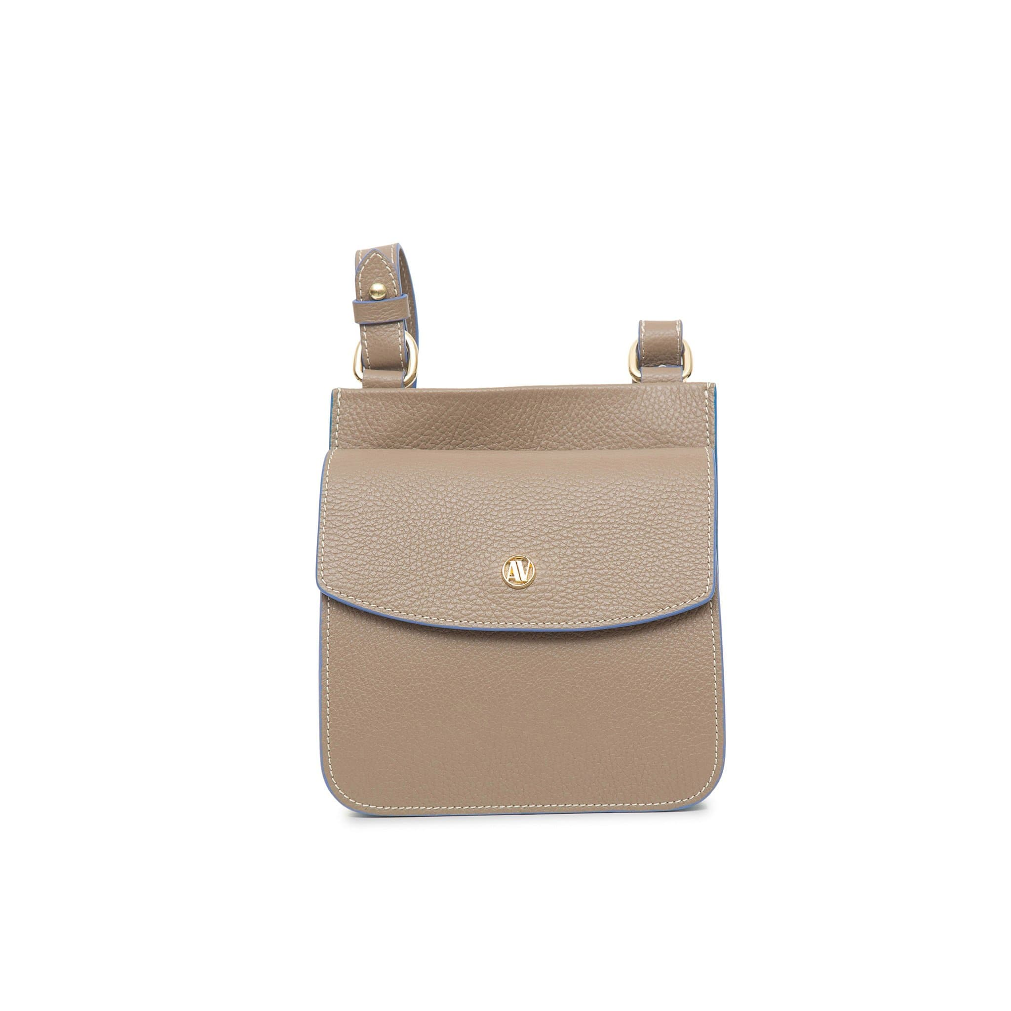 Lilia mini Evolution Handbag - Multi Taupe